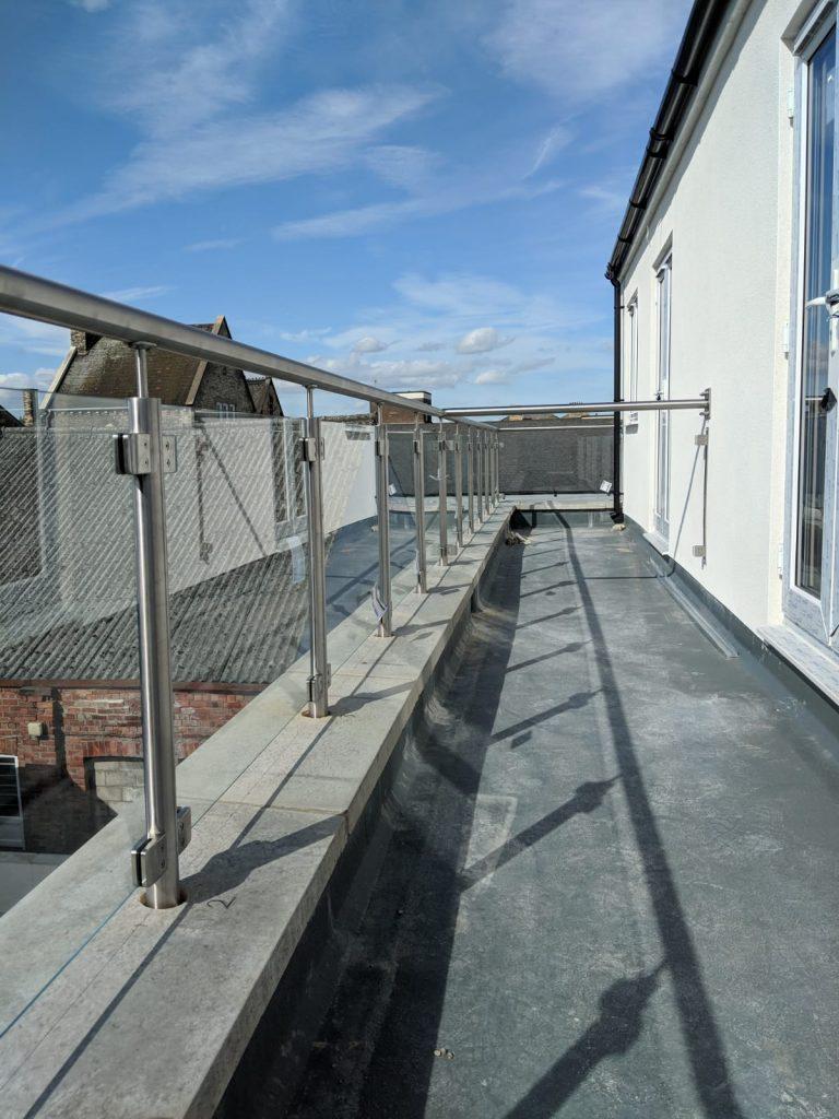 Residential Flats Balcony – Hull