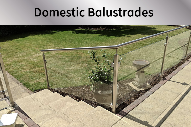 Domestic Balustrades