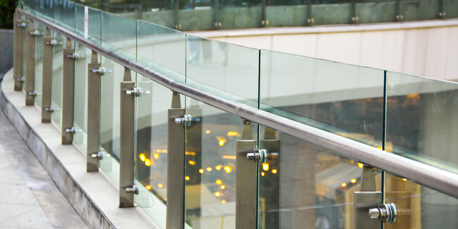 Commercial Balustrades Yorkshire
