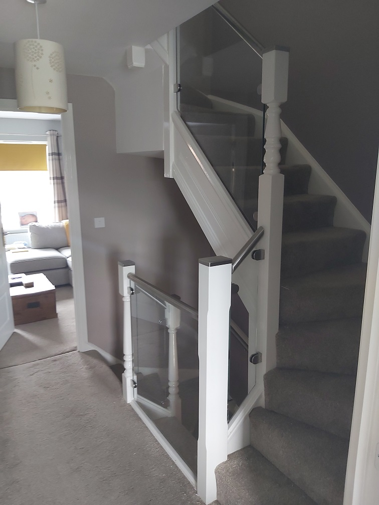 Internal Balustrading – Kingswood